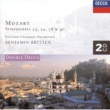 English Chamber Orchestra/Benjamin Britten Mozart: Symphony No.25 in G minor, K.183 - 1. Allegro con brio
