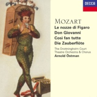 アルノルト・エストマン/The Drottningholm Court Theatre Orchestra Mozart: Great Operas