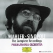 """フィルハーモニア管弦楽団/ジュゼッペ・シノーポリ Mahler: Symphony No.2 In C Minor - """"Resurrection"""" - 1. Allegro maestoso. Mit durchaus ernstem und feierlichem Ausdruck"""