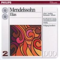 """Theo Adam/Wolfgang Sawallisch/Gewandhausorchester Leipzig Mendelssohn: Elijah, Op.70, MWV A25 - German Text / Part 1 - Einleitung: """"So wahr der Herr, der Gott Israels, lebet"""