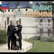 ヤン・スンウォン/エンリコ・パーチェ Brahms, Schumann - Complete Works For Cello And Piano