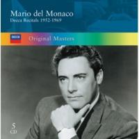 マリオ・デル・モナコ Mario del Monaco: Decca Recitals 1952-1969