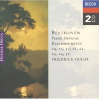 """Friedrich Gulda Beethoven: Piano Sonata No.24 in F sharp, Op.78 """"For Therese"""" - 2. Allegro vivace"""