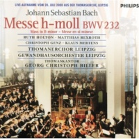 Thomanerchor Leipzig/Gewandhausorchester Leipzig/Georg Christoph Biller J.S. Bach: Mass in B minor, BWV 232 / Credo - Confiteor unum baptisma