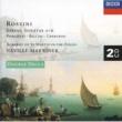 アカデミー・オブ・セント・マーティン・イン・ザ・フィールズ/サー・ネヴィル・マリナー Rossini: 6 String Sonatas/Donizetti/Cherubini/Bellini [2 CDs]
