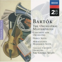 シカゴ交響楽団/サー・ゲオルグ・ショルティ 弦楽器、打楽器とチェレスタのための音楽 Sz106: 第3楽章: Adagio