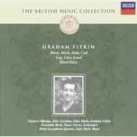 Eleanor Alberga/Graham Fitkin Fitkin: Fract