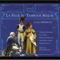 "Christiane Harbell/Louis Musy/André Mallabrera/Pierjac/Etienne Arnaud/Monique De Pondeau/Germaine Light/Marcelle Ranson/Jean Chardin/Choeur de Richard Blareau/Orchestre de Richard Blareau/Richard Blar Offenbach: La Fille du Tambour-Major / Acte 2 - Final ""La fille du tambour major"""