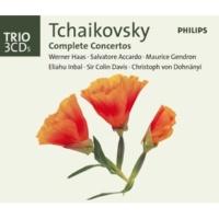Werner Haas/Orchestre National de l'Opéra de Monte-Carlo/Eliahu Inbal Tchaikovsky: Piano Concerto No.3 in E Flat Major, Op.75, TH.65 - 1. Allegro brillante