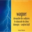 Georges Sebastian/Orchestre Du Sudwestfunk Baden Baden Wagner: La Walkyrie [Chevauchée des walkyries]