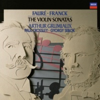 Arthur Grumiaux/György Sebök Franck: Sonata for Violin and Piano in A - 4. Allegretto poco mosso