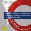 ヨーロッパ室内管弦楽団/クラウディオ・アバド