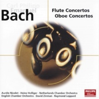 Heinz Holliger/Ursula Holliger/Rama Jucker C.P.E. Bach: Sonata (Solo) for Oboe and Continuo in G minor, Wq 135 - 3. Vivace