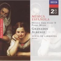 アリシア・デ・ラローチャ Albéniz: Suite española, Op.47 - Cuba (Capricho)