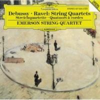 Emerson String Quartet Ravel: String Quartet In F Major, M.35 - 1. Allegro moderato. Très doux