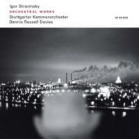 デニス・ラッセル・ディヴィス/シュトゥットガルト室内管弦楽団 バレエ音楽《ミューズの神を率いるアポロ》: アポセオシス