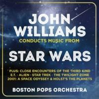 The Boston Pops Orchestra/John Williams Williams: Return of The Jedi - Luke & Leia Theme