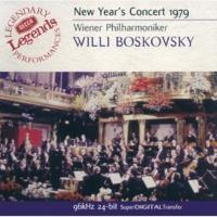 ウィーン・フィルハーモニー管弦楽団/ヴィリー・ボスコフスキー ポルカ《お気に召すまま》 作品372