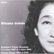 Mitsuko Uchida Schubert: Piano Sonatas D664, D537 etc