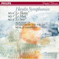 "Academy of St. Martin in the Fields/Sir Neville Marriner/Denis Vigay/Raymund Koster/Susan Milan/Graham Sheen/Kenneth Sillito/Malcolm Latchem Haydn: Symphony in C, H.I No.7 - ""Le Midi"" - 3. Adagio"