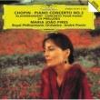 マリア・ジョアン・ピリス/ロイヤル・フィルハーモニー管弦楽団/アンドレ・プレヴィン ショパン:ピアノ協奏曲第2番、24の前奏曲