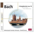 Netherlands Chamber Orchestra/David Zinman J.C. Bach: Symphony in E flat, Op.18, No.1 - 1. Allegro spiritoso
