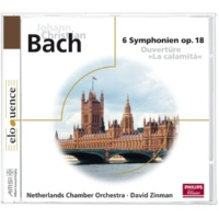 Netherlands Chamber Orchestra/David Zinman J.C. Bach: Symphony in G minor, Op.6, No.6 - 3. Allegro molto
