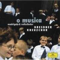 "ドレスデン聖十字架合唱団/Roderich Kreile Distler: Mörike-Chorliederbuch, op.19 / Part 1 for mixed Chorus - Vorspruch ""Wer die Musik sich erkieset"""