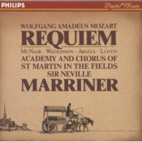 Sylvia McNair/Academy of St. Martin  in  the Fields Chorus/Academy of St. Martin in the Fields/Sir Neville Marriner Mozart: Requiem in D minor, K.626 - 8.Communio: Lux aeterna