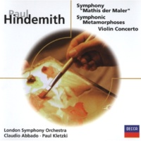 London Symphony Orchestra/Claudio Abbado Hindemith: Symphonic Metamorphoses on Themes by Carl Maria von Weber - 3. Andantino