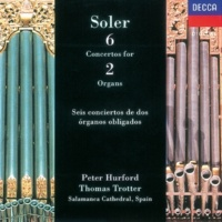 Peter Hurford/Thomas Trotter Soler: Concerto III - 2. Minue