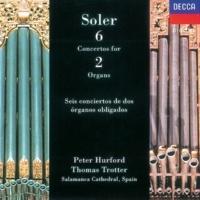 Peter Hurford/Thomas Trotter Soler: Concerto VI - 2. Minue