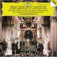 """Arleen Augér/Symphonieorchester des Bayerischen Rundfunks/Leonard Bernstein Mozart: Mass In C Minor, K.427 """"Grosse Messe"""" - Version By Franz Beyer - Credo: Et incarnatus est [Live]"""