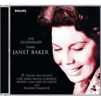 "Dame Janet Baker/イギリス室内管弦楽団/サー・チャールズ・マッケラス Handel: Judas Maccabaeus HWV 63 / Part 3 - ""Father of Heav'n! from Thy eternal throne"" [Judas Maccabaeus HWV 63 / Part 3]"