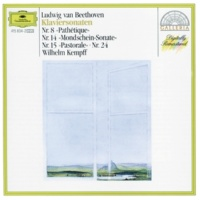 "Wilhelm Kempff Beethoven: Piano Sonatas Nos.8 ""Pathétique"", 14 ""Moonlight"", 15 ""Pastorale"" & 24"