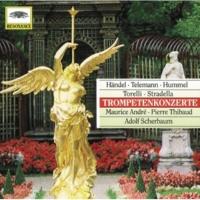 ピエール・ティボー/モーリス・アンドレ/アドルフ・シェルバウム トランペット協奏曲集