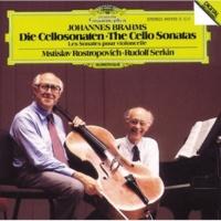 ムスティスラフ・ロストロポーヴィチ/ルドルフ・ゼルキン チェロ・ソナタ 第2番 ヘ長調 作品99: 第1楽章: Allegro Vivace