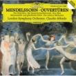 ロンドン交響楽団/クラウディオ・アバド メンデルスゾーン:序曲集