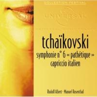 Orchestre Symphonique Radio Bavaroise/Rudolf Albert Tchaikovsky: Symphony No. 6 In B Minor, Op. 74, TH.30 - 4. Finale - Adagio lamentoso - Andante