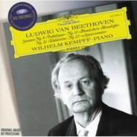"Wilhelm Kempff Beethoven: Piano Sonata No.14 In C Sharp Minor, Op.27 No.2 -""Moonlight"" - 1. Adagio sostenuto"