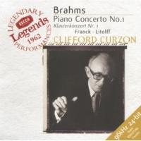 Sir Clifford Curzon/London Symphony Orchestra/George Szell Brahms: Piano Concerto No.1 in D minor, Op.15 - 1. Maestoso - Poco più moderato