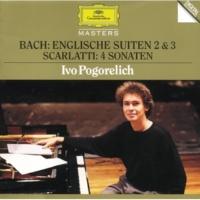 イーヴォ・ポゴレリチ イギリス組曲 第3番 ト短調 BWV808: プレリュード