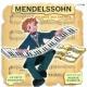 Marie Dubois/Artis Quartett Le Petit Ménestrel : Mendelssohn raconté aux enfants