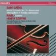 Henryk Szeryng/Orchestre National de l'Opéra de Monte-Carlo/Eduard van Remoortel Saint-Saens/Ravel: Violin Concerto No. 3/Havanaise/Introduction et Rondo Capriccioso