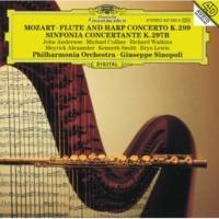 ケネス・スミス/Bryn Lewis/フィルハーモニア管弦楽団/ジュゼッペ・シノーポリ Mozart: Concerto for Flute, Harp, and Orchestra in C, K.299 - 2. Andantino