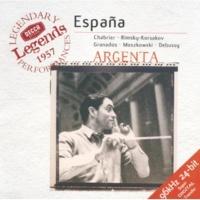 ロンドン交響楽団/アタウルフォ・アルヘンタ スペイン舞曲  第1巻: 第5番 ニ長調