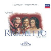 "Josephte Clement/クリスティアン・デュ・プレシス/シェリル・ミルンズ/ジョン・ギブス/リッカルド・カッシネッリ/アンブロジアン・オペラ・コーラス/ロンドン交響楽団/リチャード・ボニング Verdi: Rigoletto / Act 2 - Scena ed Aria. ""Povero Rigoletto!"" ""La rà, la rà"""