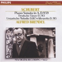 Alfred Brendel Schubert: Hungarian Melody in B Minor, D.817