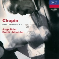 Jorge Bolet/Orchestre Symphonique de Montréal/Charles Dutoit Chopin: Piano Concerto No.2 in F minor, Op.21 - 3. Allegro vivace