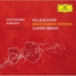 Claudio Abbado/Kolja Blacher/Mahler Chamber Orchestra Stravinsky: Concerto en re for violin and Orchestra - 1. Toccata